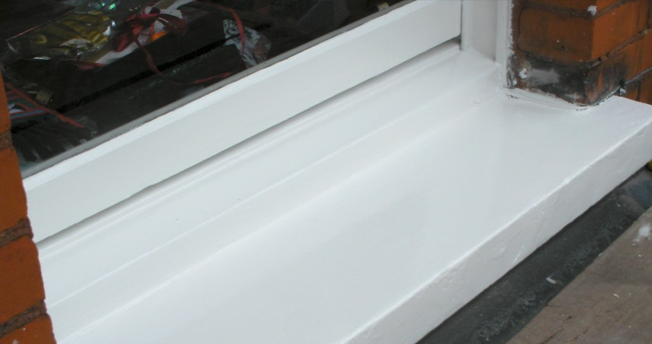 After Window Sill